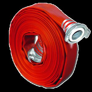 Пожарный рукав Латексированный, DN 80 мм
