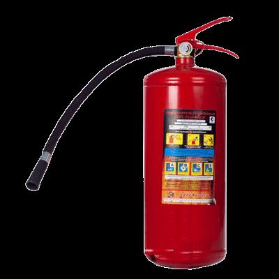 Огнетушитель порошковый ОП-5 (з) (А, В, С, Е)