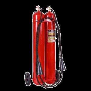 Огнетушитель углекислотный ОУ-25
