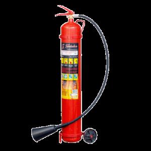 Огнетушитель углекислотный ОУ-7
