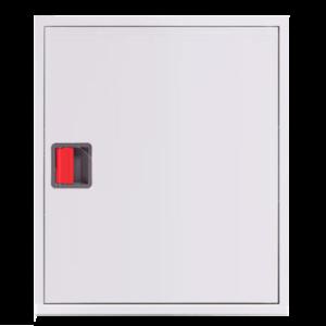 Шкаф пожарный ШПК 310 НЗБ навесной, закрытый, белый
