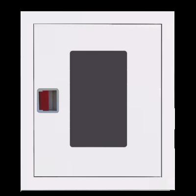 Шкаф пожарный ШПК 310 ВОБ встроенный, открытый, белый