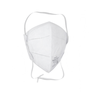 Rutex V2007 FFP2 NR D - полумаска фильтрующая
